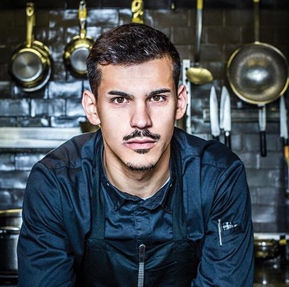 Le chef Benjamin Breton sur Chef at Home !