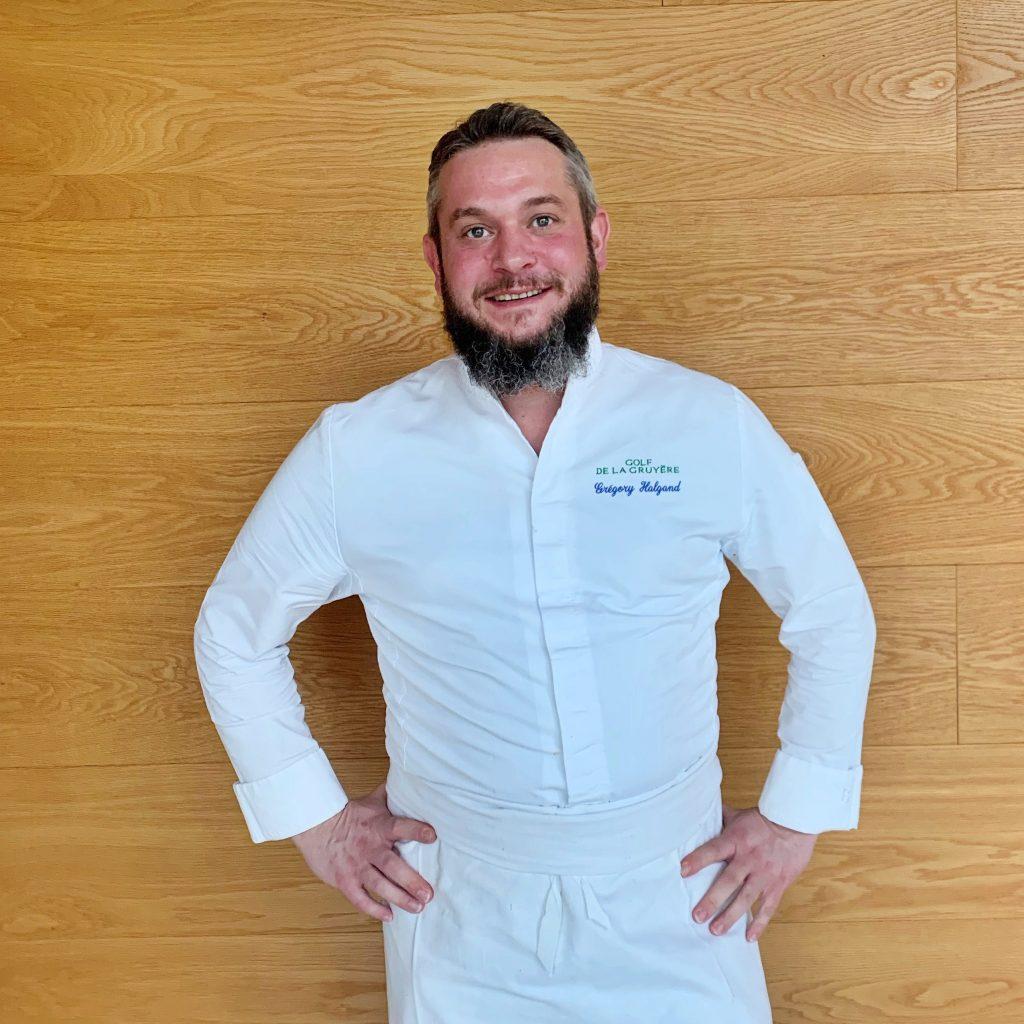 Le chef Grégory Halgand sur Chef at Home !